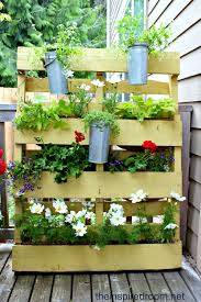 20 exceptionally creative ideas on beautiful furniture made out of upcycled pallets homesthetics 16 recycled wooden pallets sheltering greenery beautiful wood pallet outdoor furniture