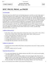 astrosafari com • o2 sensor wiring 2002 vin x p0135 0155 dtc here s the diagnostics info