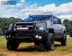 Avalanche chevy avalanche 33 inch tires : 2004 Chevrolet Avalanche 1500 American Racing Atlas Wnp Suspension ...