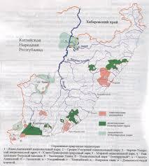 Реферат Приморский экорегион  Огромную роль в охране уникальной природы экорегиона играют особо охраняемые природные территории ООПТ государственные заповедники и заказники