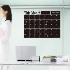 decorative chalkboards for various functions. Month Planner Chalkboard Wall Stickers, Calendar Blackboard Stickers For Bedroom Office Classroom Decoration Space Spiderman Decorative Chalkboards Various Functions