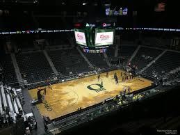 Matthew Knight Concert Seating Chart Matthew Knight Arena Section 214 Rateyourseats Com