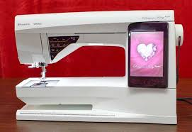 Viking Designer Ruby Sewing And Embroidery Machine