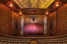 Paramount Theatre Oakland Ca Seating Chart Paramount Theatre