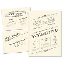 3 For 1 Wedding Invitations Invitations By Dawn