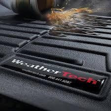 weathertech floormat molded fit
