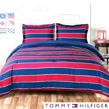 tommy hilfiger denim comforter set bedding tommy hilfiger comforter set twin maritime mariners cove bedding