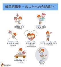 バレンタイン 韓国 語