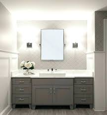 small bathroom gray and white alexbeckfanclub