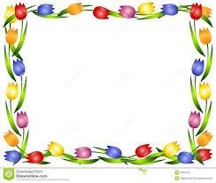 Preschool Page Borders Free Printable Flower Page Borders Flowers Healthy Vast Preschool