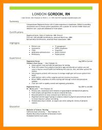 Nursing Resume Examples 2017 – Goodvibesbrew.com