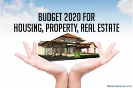 Budget 2020 expectations: Top 5 challenges for real estate sector - The  Financial Express