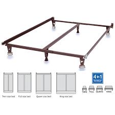 bed frame with wheels.  Wheels Knickerbocker KB1990 Ultima Bedframe With Bed Frame Wheels R