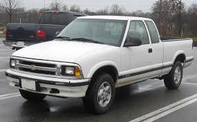 1995 Chevrolet S-10 Specs and Photos | StrongAuto