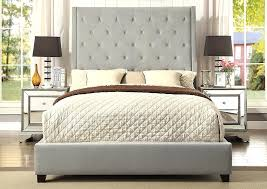 Tufted upholstered sleigh bed Willenburg Gray Tufted Bed Gray Blue Upholstered Queen Platform Bed Button Mark Gray Upholstered Sleigh Bed Velvetinkco Gray Tufted Bed Gray Blue Upholstered Queen Platform Bed Button