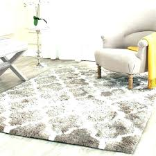 fuzzy brown area rug furniture of america new jersey inc rugs hot pink black