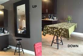 Space Saving Tables Ikea Table Design Ideas