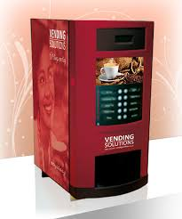 Instant Coffee Vending Machine Cool Terra Nerva Instant Coffee Machine Vending Solutions
