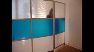 Large Sliding Doors Interior Room Dividers Barn Door Hardware With ...