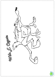 Small Picture Wile E Coyote Coloring Page Dinokids 19848 Bestofcoloringcom