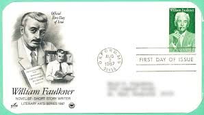 william faulkner resigns from his post office job a williamfaulknerstamp