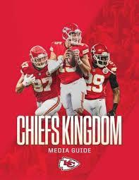 Kansas City Chiefs 2018 Media Guide by Kansas City Chiefs - issuu