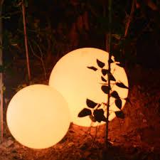 Led Ball Light Solar Powered Mosaic Pe Ball Garden Stake Lamp Color Change Yard Led Light Buy Garden Stake Lamp Color Change Yard Led Light Led Ball