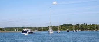 buckler s hard river cruise and boat moorings