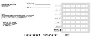 printable deposit slips loose deposit slips