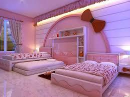 Pink And Grey Girls Bedroom Room Design For Girls Pink