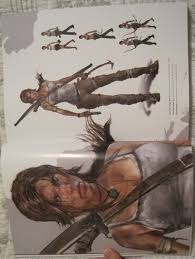 the next section of the book shows off all the environments in the game in fact the majority of the book is dedicated to the locations you ll explore