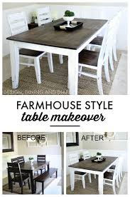 learn how to easily transform your table into a piece with character via tarynatddd