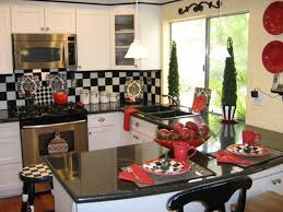 top 75 superb kitchen accessories decorating ideas red themed kitchen ideas red kitchen decor ideas red and black best collection design