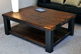 rustic end tables ideal rustic coffee table set image of square rustic coffee table dimensions