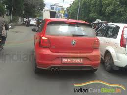 Volkswagen Polo GTI India, Pics, Specification, Top Speed