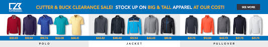 Cutter And Buck Mens Pullover Big And Tall Clearance Sale