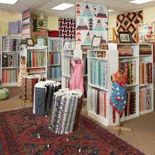 403 best Quilt Shop Hop images on Pinterest | Fabric shop, Shop ... & What was once part of a former bowling alley has blossomed into an eclectic quilt  shop and exhibition gallery. Adamdwight.com