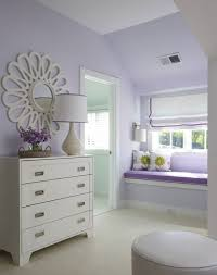 bedroom purple and white. Suzie: Lynn Morgan Design - Lilac Girl\u0027s Bedroom, Global Views Flower Mirror White, White . Bedroom Purple And T