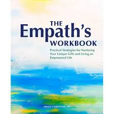 The Empath's Workbook - By Krista Carpenter (Paperback) : Target