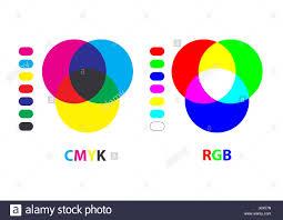 Profile Chart Illustration Rgb Vector Color Paint Blue
