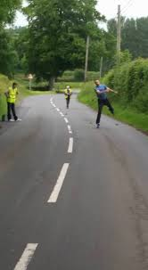 Image result for Irish Road Bowling Contest