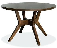 wooden round table dining a manger ron legs als portland oregon for