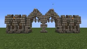 minecraft gate. Delighful Minecraft For Minecraft Gate