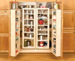 solid wood pantry cabinets kitchen