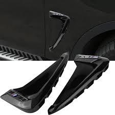 <b>1 Pair</b> Car Front Fender Side Air Vent Cover Trim for <b>BMW X5 F15</b> ...