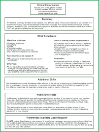 Should You Include References On Resume Yelomagdiffusion Stunning What Should Be Included In A Resume