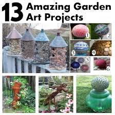 garden art projects. Your Backyard Garden Can Become The Best Place To Chill Out If You Choose Go In For These Amazing Art Projects. Creative Projects