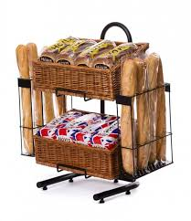 Bakery Display Stands
