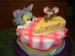 Classic Tom And Jerry Cakecentralcom