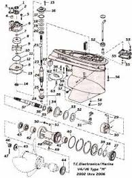 need help evinrude johnson outboard parts drawing j2